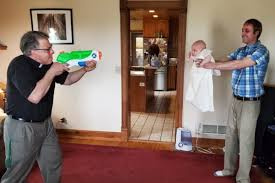 baptism by the gun